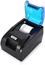 JIAHAO HOT HOIN- USB/Bluetooth Thermal Cash Receipt Printer H58 ESC/POS Printing Android IOS (Black)