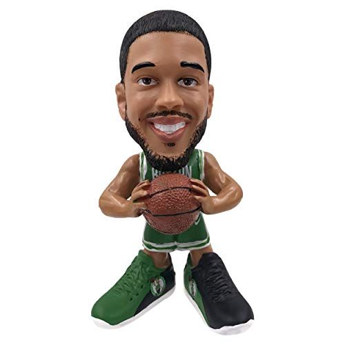 Jayson Tatum Boston Celtics Showstomperz 4.5 inch Bobblehead NBA