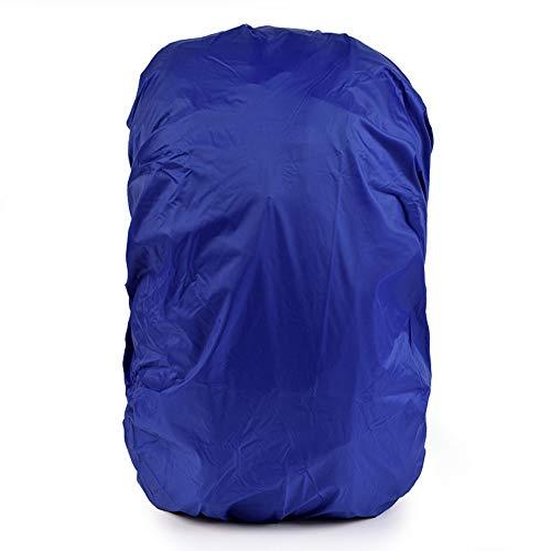 Ogquaton - Funda Protectora para Mochila (poliéster, Resistente al Polvo, para la Escuela, Senderismo, Camping, Viajes, Color Azul)