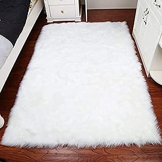 Best large fur carpet Reviews