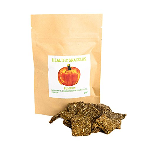Small Pet Select Healthy Snackers - Pumpkin