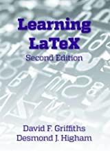 Learning LaTeX