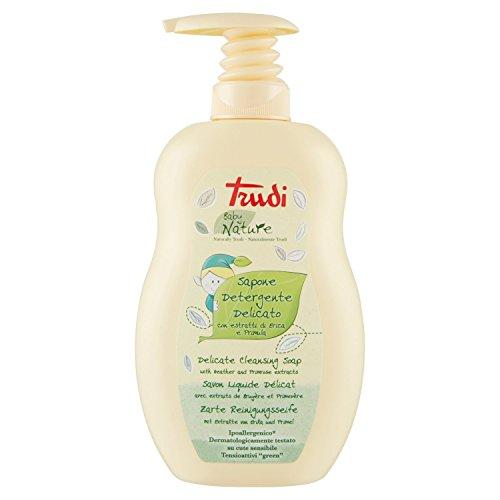 baby nature sapone detergente delicato 400 ml
