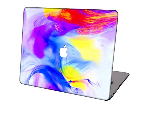 Laptop Case for MacBook Air 13 inch Model A1932/A2179/A2337,Neo-wows Plastic Ultra Slim Light Hard Shell Cover Compatible MacBook Air 13 inch 2018-2020 Release,Colorful B 72