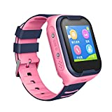 4G Full Netcom Multinational Language A36E Smart Watch Children Video Smart Watch Waterproof GPS Positioning