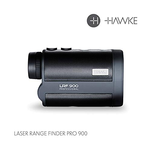 Hawke Range Finder Prof 900m Telemetro, Nero