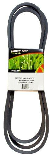 Maxpower 336386 Mower Belt for John Deere GX21833 and Ariens 07217400 -  336386B