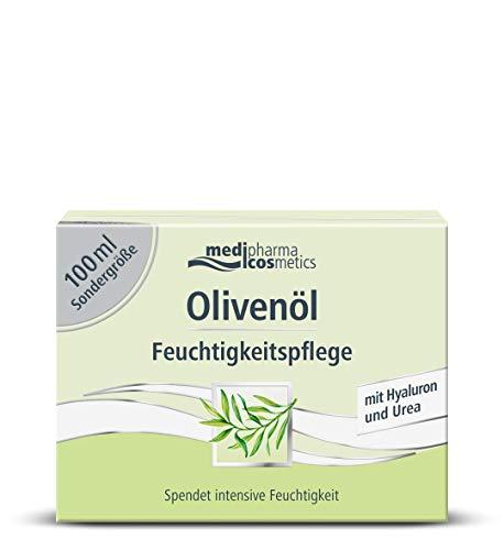 OLIVENÖL FEUCHTIGKEITSPFLEGE Creme, 110 g