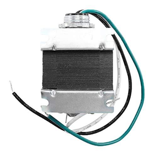 Katigan Trasformatore per Campanello in Metallo per Campanello Ring Video Doorbell Pro, Trasformatore per Campanello per Porte Cablato 16V 30VA
