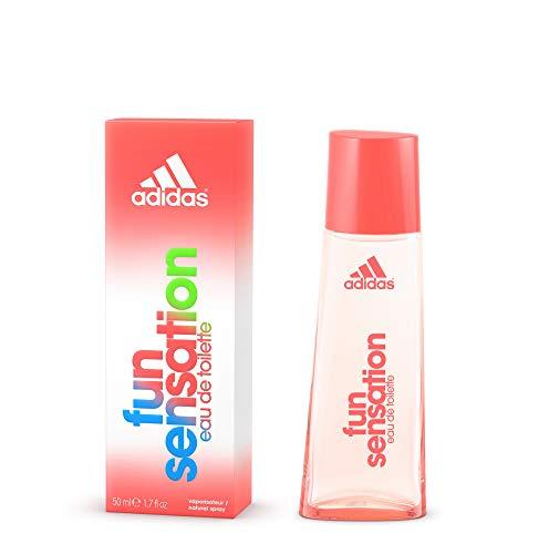 Adidas Fun Sensation Eau De Toilette Woda toaletowa dla kobiet 50ml