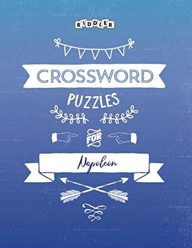 Crossword Puzzles for Napoleon
