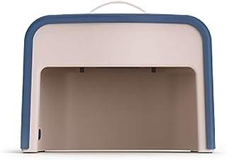 LITING Calentador De Casa,Calefactor Portátil Eléctrico Calentador De Seguridad De Baja Potencia Calentador De Pies Inducción Inteligente
