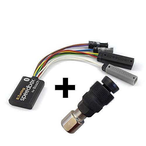 SpeedBox B-Tuning voor Bosch Premium E-Bike Tuning met smartphone-aansluiting