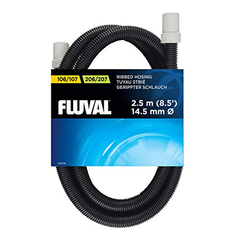 Hagen Ribbed Tubing for Fluval 104/205/206