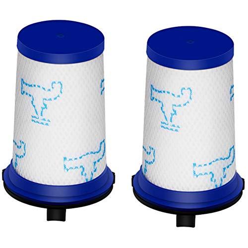 Huante - Accesorios de aspiradora para filtro de elementos, filtro Rowenta Force 360?X-Pert, 2 unidades