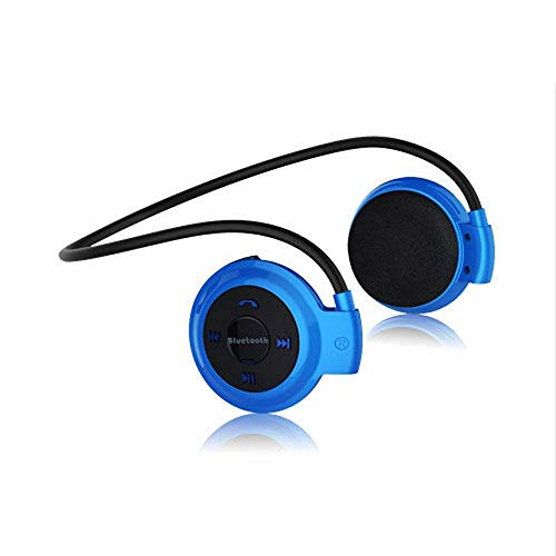 XIAOHNNL 10m Wireless Running Sports Hanging Bluetooth 4.0 Auriculares Auriculares Auriculares estéreo MP3 Música Auriculares Recargables Radio FM | Auriculares/Auriculares |