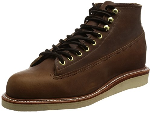 Chippewa 1958 5' ORIGINAL LACE-to-Toe Boot 5251 D Maple, Größe:US Men 9.5 / EU 43.5