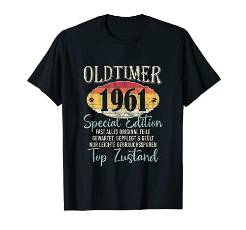 Oldtimer Modell 1961 - 60. Geburtstag T-Shirt