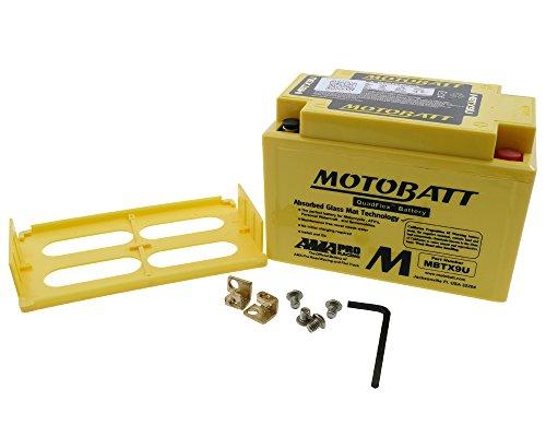 MOTOBATT Batterie MBTX9U Preis inkl. gesetzlichen Batteriepfand 7,50€ ...