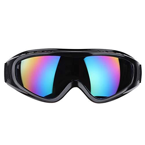 Gafas Safety Protective, Gafas Protectoras Moda Protección de los ojos contra salpicaduras, Gafas protectoras antideslizantes para el ejercicio diario, golf, motociclismo(Other)