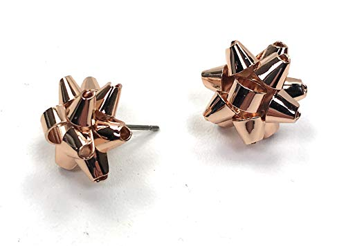 Kate Spade New York Studs Rose Gold One Size