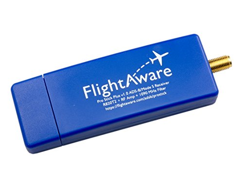 FlightAware Pro Stick Plus (USB-SDR-ADS-B-Receiver für Raspberry Pi)