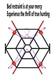 SXXRZA Spinnennetz-SM-Bindungsbündel, Extremes Spielzeugset für Bettwäsche, Schwule Anfängerpaare