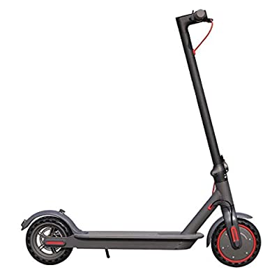 Aovo Mi Scooter Pro - 25 km/h Electric Scooter with 350 W Motor, 3 Modes (Eco, Drive, Sport), 7.8 mAh 36 V Battery