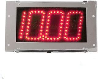 Biondo I-1060-CR V2 Dial Display Board Chrome Case Red LED (1) Single View Board