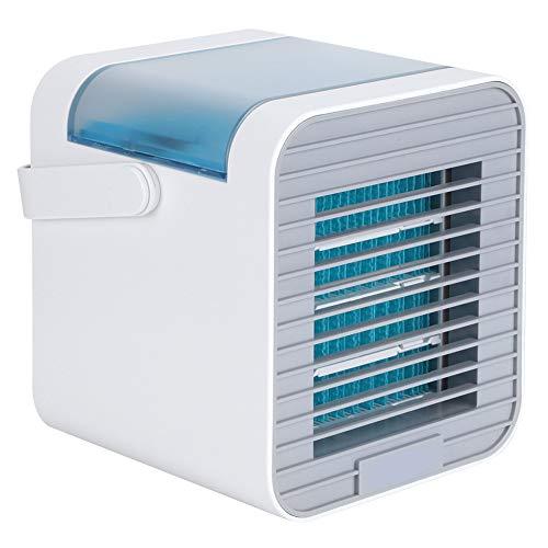 Da Dini Mini Refrigerador De Aire Portátil USB Aire Acondicionado Fan De Refrigeración De Escritorio para Oficina En Casa para El Día De La Madre