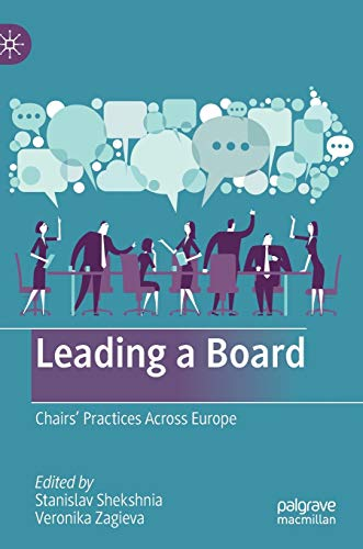 Leading a Board: Chairs' Practices Across Europe
