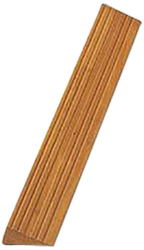 TOTO 段差解消スロープ 天然木タイプ EWA112SH30#PF ペールブラウン 76×3cm 1本入