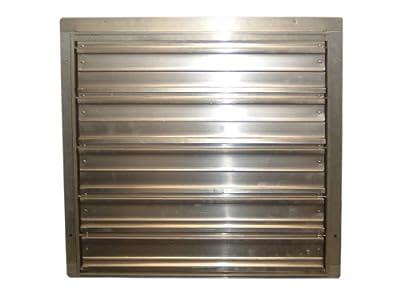 TPI Corporation Aluminum Exhaust Shutter