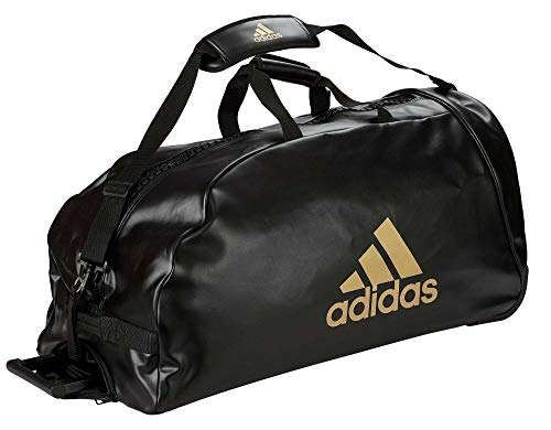 Trolley Martial Arts Black/Gold PU, adiACC056