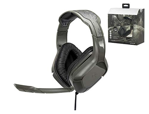 Preisvergleich Produktbild Gaming-Headset mit Mikrofon für PS4 / Slim / Pro / Xbox One / PC / Nintendo Switch HC2 Plus Camo