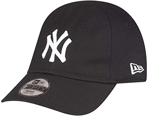 New Era Kinder 9Forty New York Yankees Kappe, Black, One Size