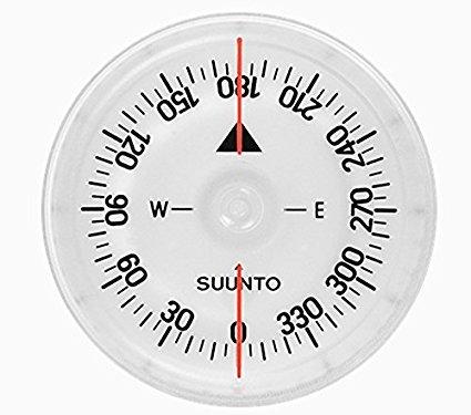 Suunto Ersatzkapsel für SK-8 und SK-7 Kompasse,für die südliche Hemisphäre (SH)