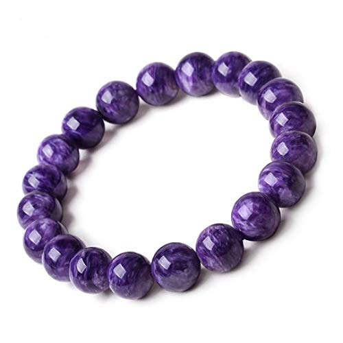 Wuligeya Bead armband natuurlijke 6A amethist kristal mono-ring Boeddha kraal armband mannelijke en vrouwelijke paar zand kristal armband sieraden