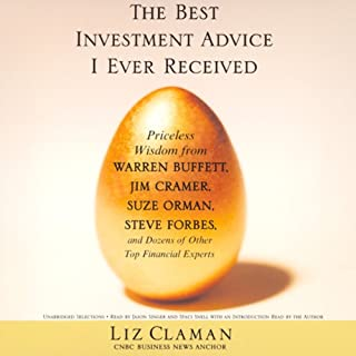 The Best Investment Advice I Ever Received (Unabridged Selections) cover art