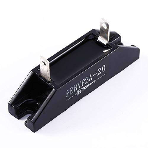 Yosoo Health Gear Hochspannungsdiode, Gleichrichterdioden Prhvp2A-20 Einphasengleichrichter Niedriger Leckstrom, Hochspannungsgleichrichterschaltung, Isolation und Schutz