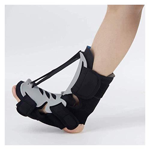 Cómodo plantar fasciitis férula de pies de gota ortesis tobillo pie ortopédico cuidado plantar fascitis niño adulto rehabilitación refuerzo correcta posición de la articulación cambiando 115