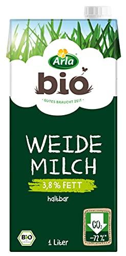 Arla Bio Haltbare Weidemilch 3,8% Fett (12 x 1L)