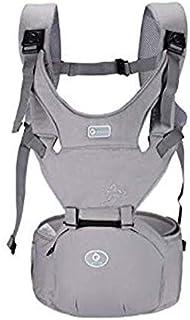 حامل الأطفال من الخلف والوسط مناسب لحمل الأطفال على الظهر من الخلف