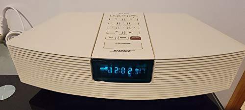 Bose Wave Radio - Clock radio - platinum white