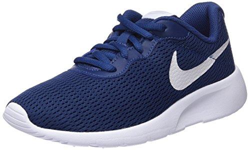 Nike Tanjun (Gs), Scarpe Running Bambino, Blu (Navy/Vast Grey/White 403), 40 EU