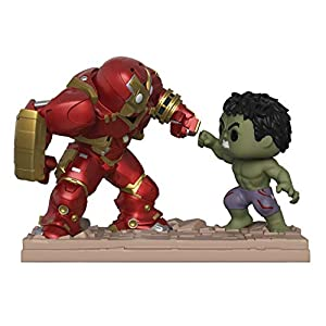 Funko Pop Hulkbuster vs Hulk (Los Vengadores: Infitiny War Movie Moments) Funko Pop Los Vengadores