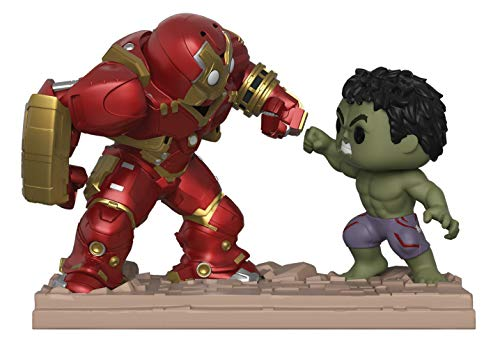 Funko Marvel Idea Regalo, estatuas, collezionabili, Comics, Manga, Serie TV, Multicolor, 31269