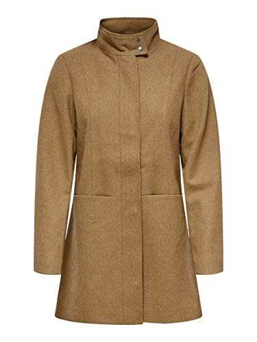 Only Onlchrisa Life Wool Coat CC Otw Abrigo de lana para Mujer