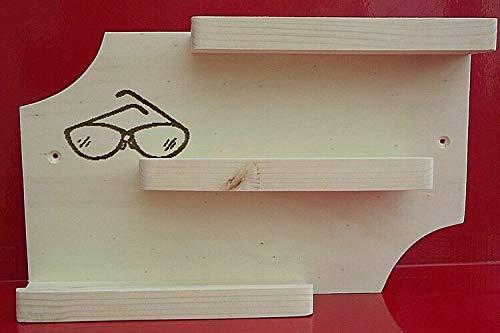 Brillenregal Brillenhalter Saunazubehör