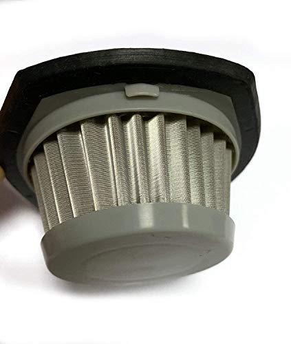 LOZAYI Aspiradora de Mano Filtro,Filtro de Acero Inoxidable para Aspiradoras de Mano Sin Cable Hikeren H-305, Durable y Facil de Limpiar